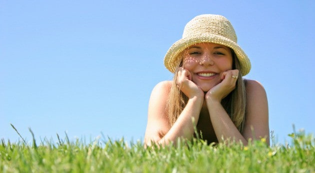 ¡Sonreir es vivir!