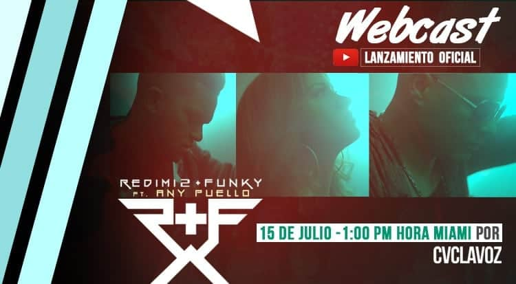 Redimi2 & Funky Feat. Any Puello