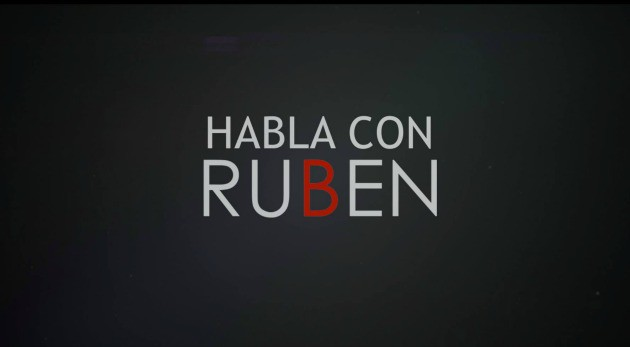 Habla con Ruben