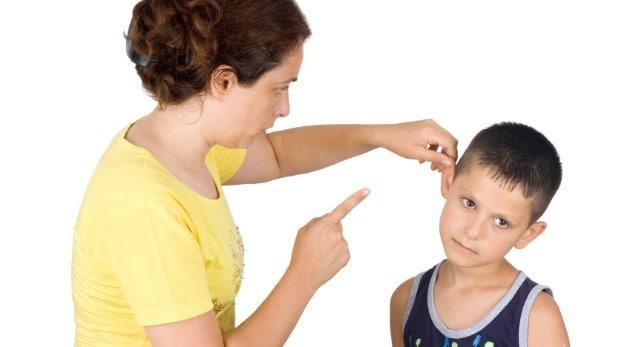 ¿Son necesarios los castigos en los hijos?