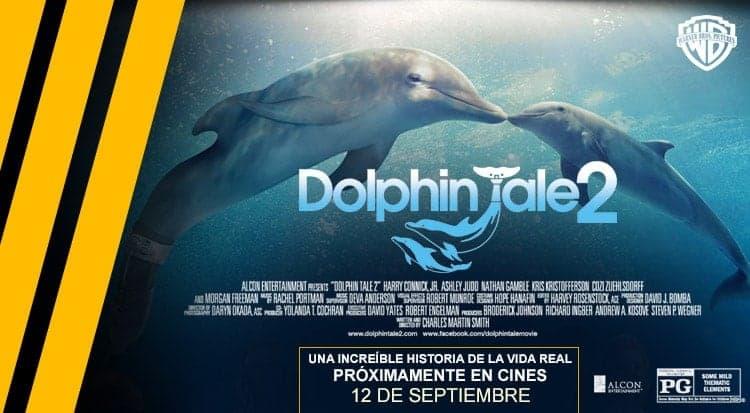Dolphin Tale 2 - Una increíble historia de la vida real