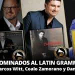 Marcos Witt, Coalo Zamorano y Danilo Montero, nominados al Latin GRAMMY