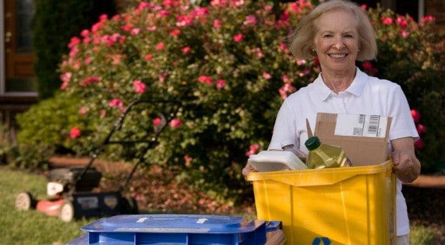 ¿Sabías que Dios recicla?