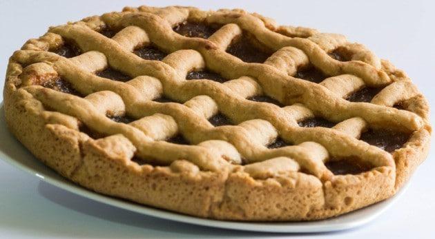 Tarta de manzanas vs Pastel de cerezas
