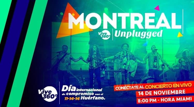 "Concierto ""Unplugged"" con la Banda Montreal"