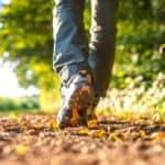 ¡Sigue caminando!
