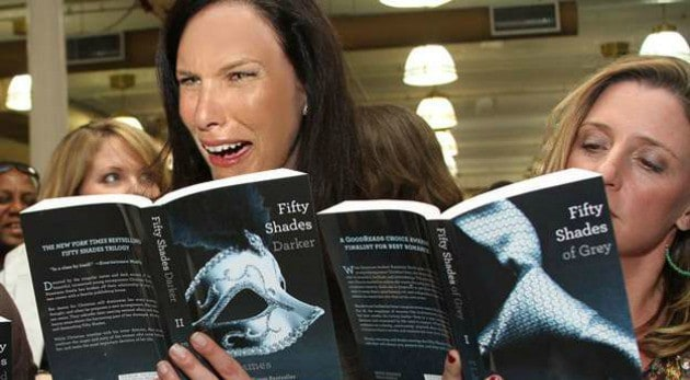 Las 4 mentiras de FIFTY SHADES OF GREY