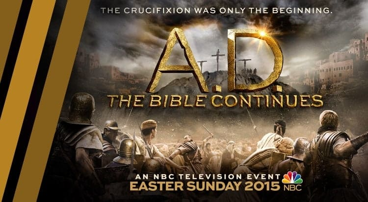 A.D. The Bible Continues - Trailer Oficial en Español