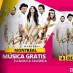 """Descarga Gratis la canción """"No me avergüenzo"""" de Montreal"""