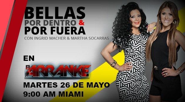 """""""Bellas Por Dentro & Por Fuera"""" en El Arranke"""