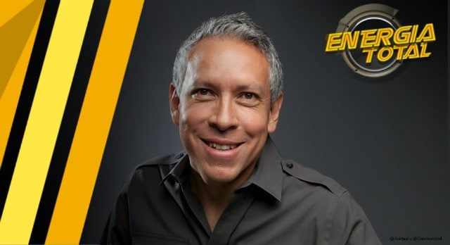 Marco Barrientos en Energia Total