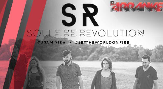 Míra el nuevo vídeo de Soulfire Revolution