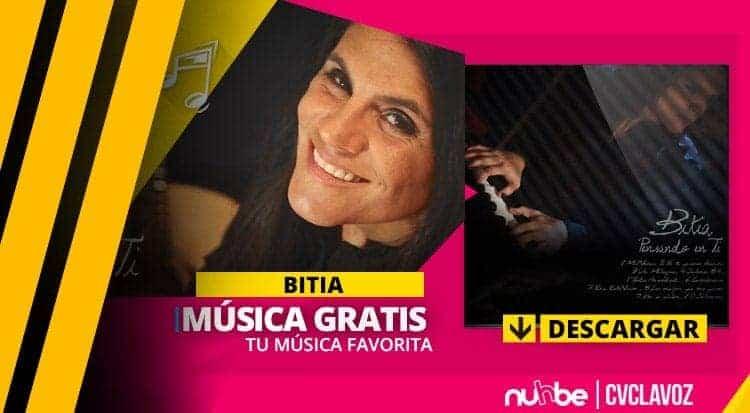 """Descarga Gratis la canción """"Yo te quiero decir"""" de Bitia"""