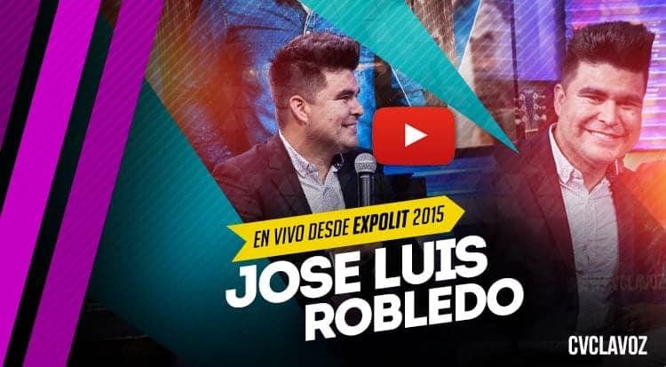Entrevista Jose Luis Robledo – Expolit 2015