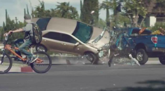 Miró su publicación en las redes sociales y en seguida sucedió un devastador accidente