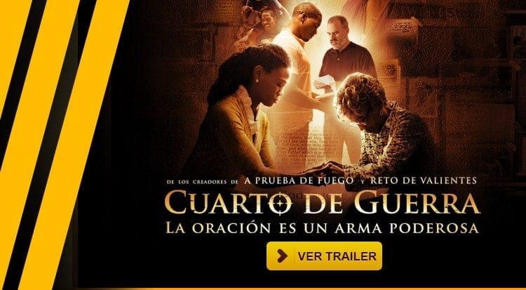 Cuarto de Guerra (War Room): Trailer Oficial