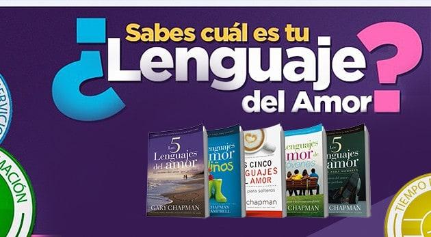 «Descubre tu lenguaje del amor»