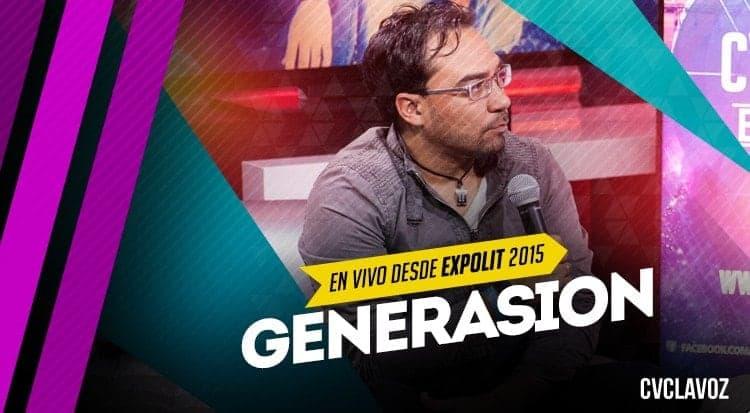 Generasion - Expolit15 – CVCLAVOZ
