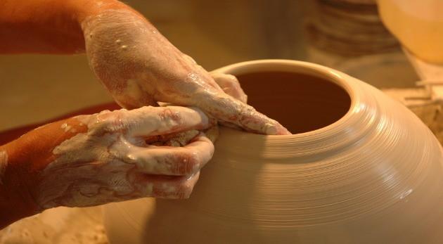 En manos del Alfarero