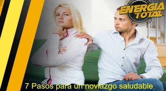 7 Pasos para un noviazgo saludable