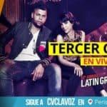Transmisión del Latin Grammy esta noche por CVCLAVOZ.