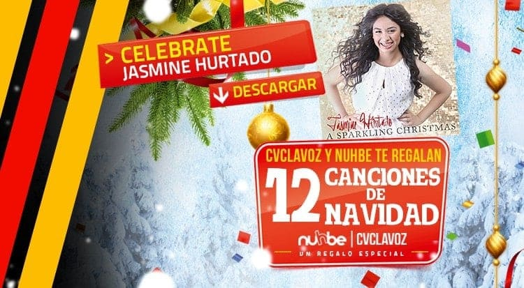 "Descarga Gratis la canción ""Celebrate"" de Jasmine Hurtado"