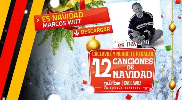 """Descarga Gratis la canción """"Es Navidad"""" de Marcos Witt"""