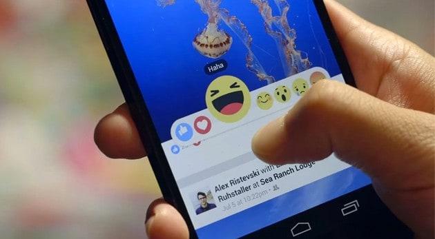 Facebook añadirá nuevas formas de decir
