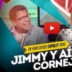 Jimmy y Aída Cornejo – Expolit 15