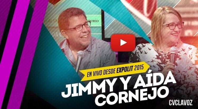 Jimmy y Aída Cornejo - Expolit 15