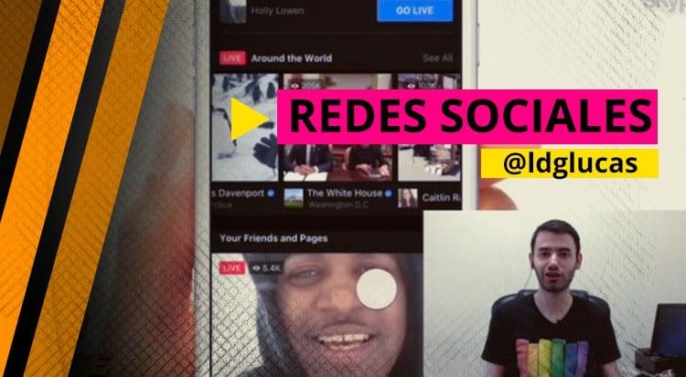 Redes Sociales | 08 de Abril