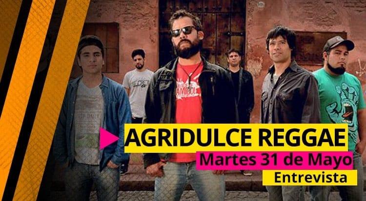 Agridulce Reggae en Mas Vale Tarde