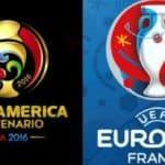 La atención del futbol es entre Copa América y Eurocopa