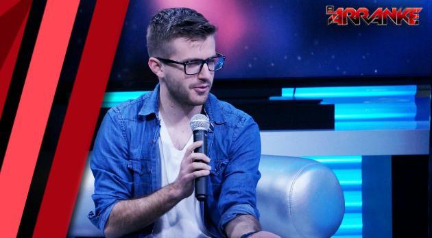 Evan Craft habla de su nominación a Dove Awards