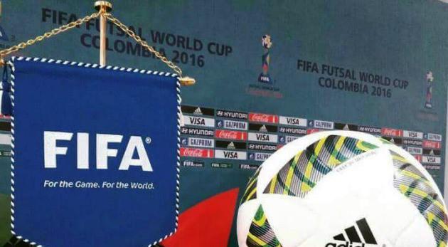 Comienza Mundial de Fútbol Sala-Colombia 2016