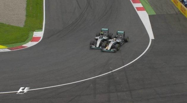 Lewis Hamilton gana el Gran Premio de Estados Unidos