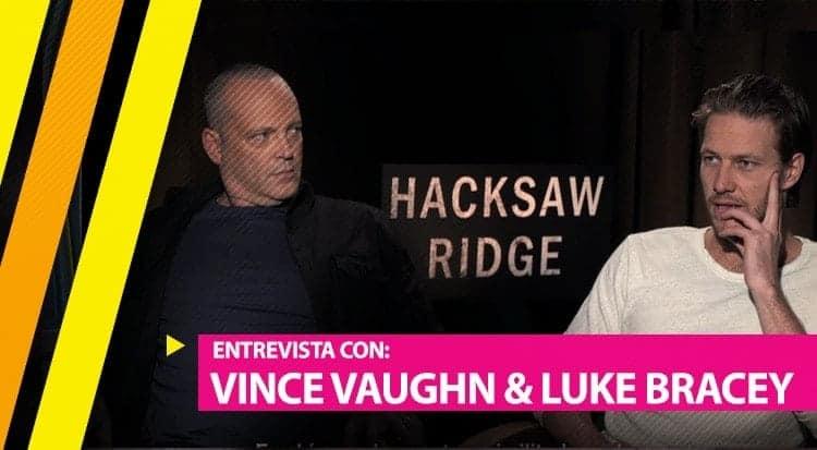 Vince Vaughn y Luke Bracey de