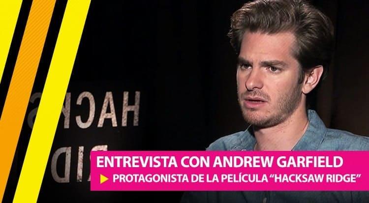 Andrew Garfield de
