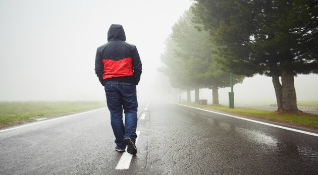 Caminando por fe