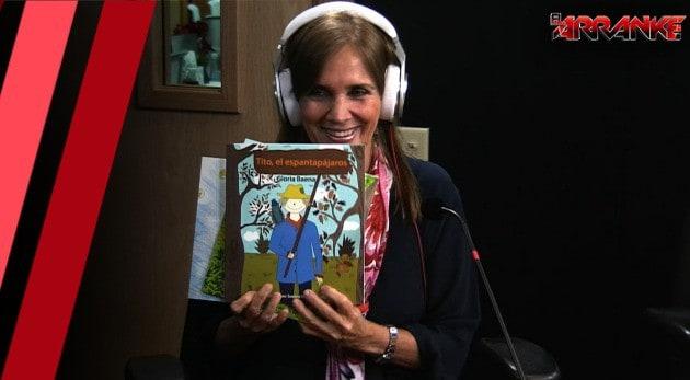 Gloria Baena nos invita a acercarnos a los niños con la lectura
