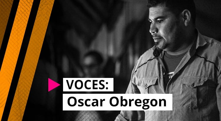 VOCES: Oscar Obregon
