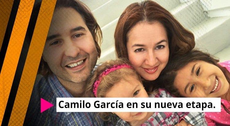 Camilo García comienza una nueva etapa en su vida en este 2017