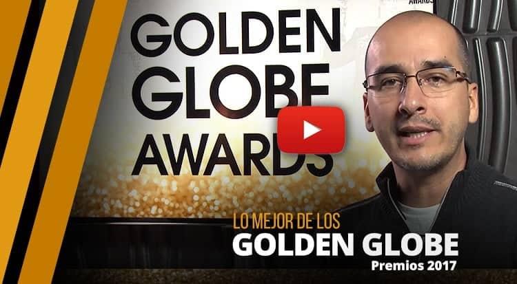 Lo mejor de los Golden Globe: Premios 2017