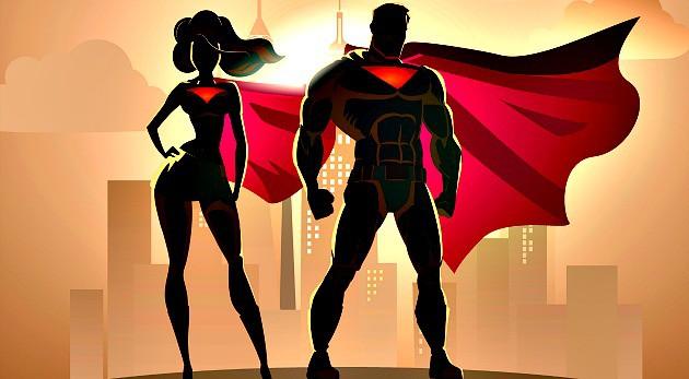 ¿Tienes complejo de súper héroe?