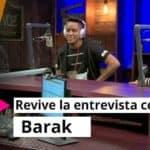 Revive la entrevista al grupo Barak