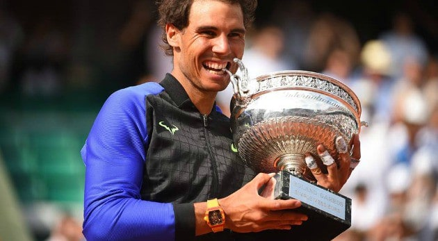 Rafa Nadal obtiene décimo título en Roland-Garros