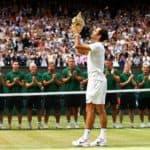 Roger Federer  triunfa en Wimbledon. 0 y van 8.