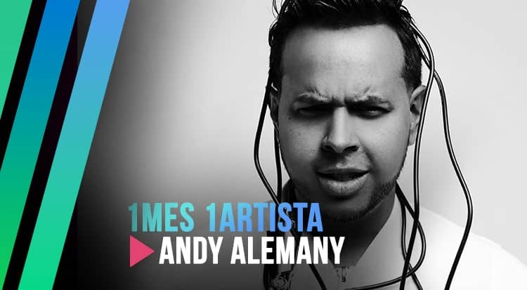 1 Mes 1 Artista: Andy Alemany