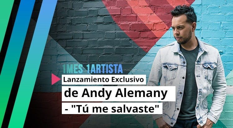 Lanzamiento exclusivo de Andy Alemany -