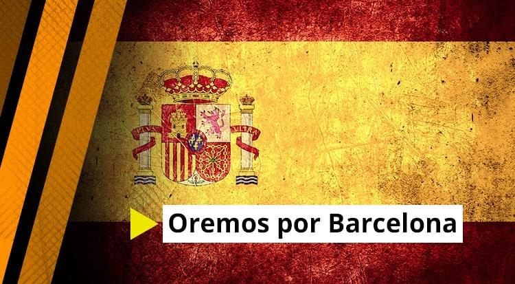 Oremos por Barcelona